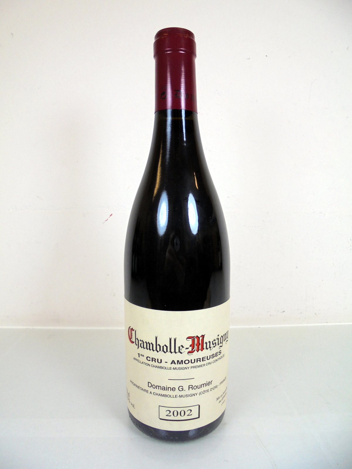 Chambolle Musigny Amoureuses