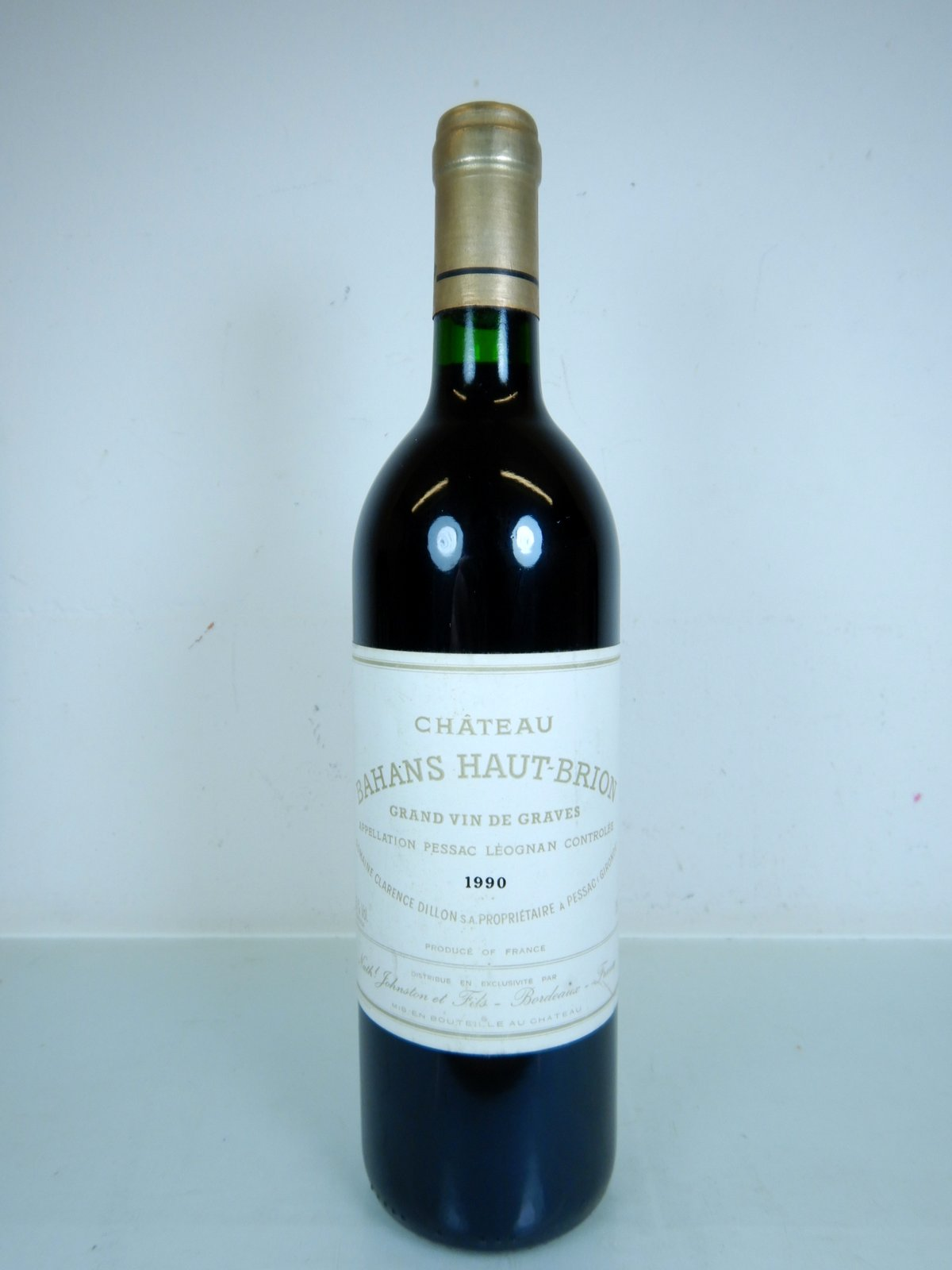 Bahans Haut Brion