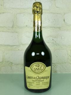 Taittinger Comtes de Champagne - Champagner